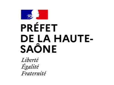 Logo du Préfet de la Haute-Saône