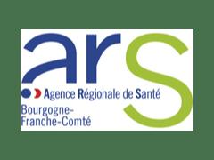 Logo Agence Régionale de Santé - Bourgogne Franche-Comté