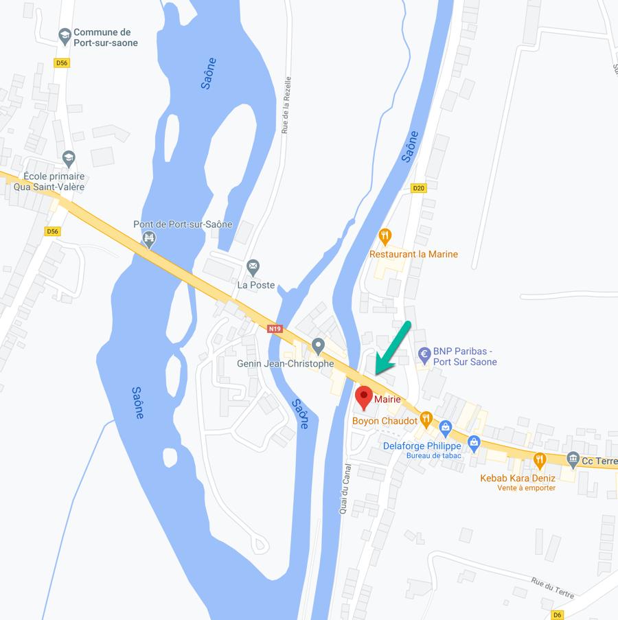 Mairie de Port-sur-Saône